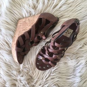 Dolce Vita DV Gladiator Wedges